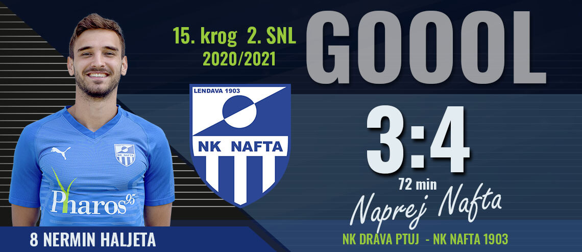 NK Drava Ptuj - NK Nafta 1903 | 4:5
