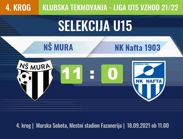 4. KROG U15 2021-2022