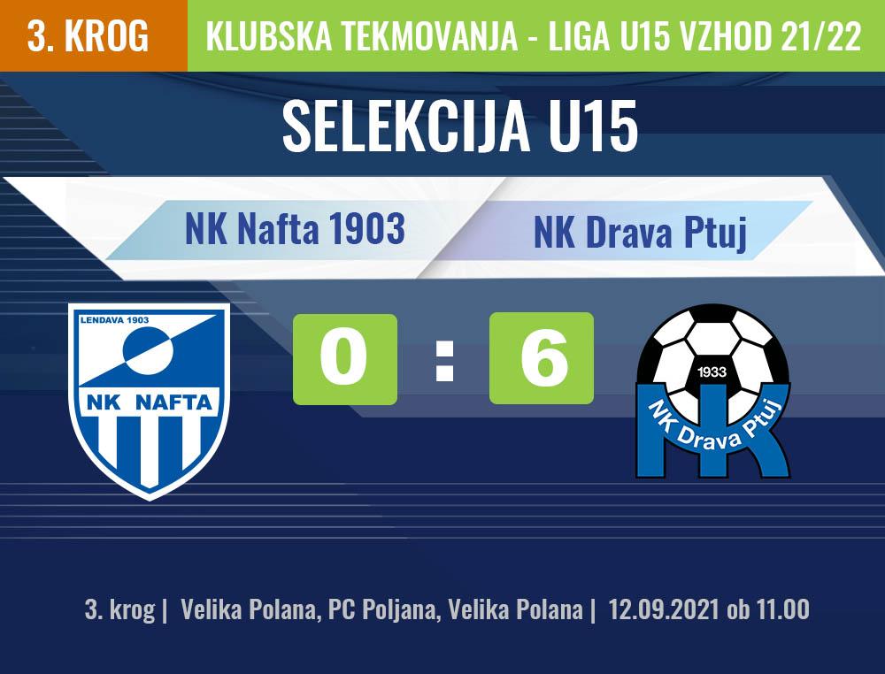 3. KROG U15 2021-2022